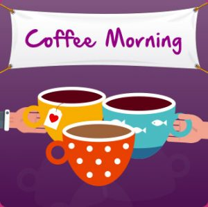 coffee morning 300x298 - H.S.C.L. Courses and Activities