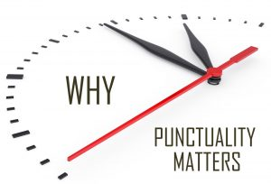 punctual time management 300x204 - Punctuality
