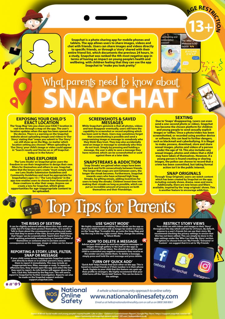 Snapchat Parents Guide V2 081118 724x1024 - Internet Safety Guides