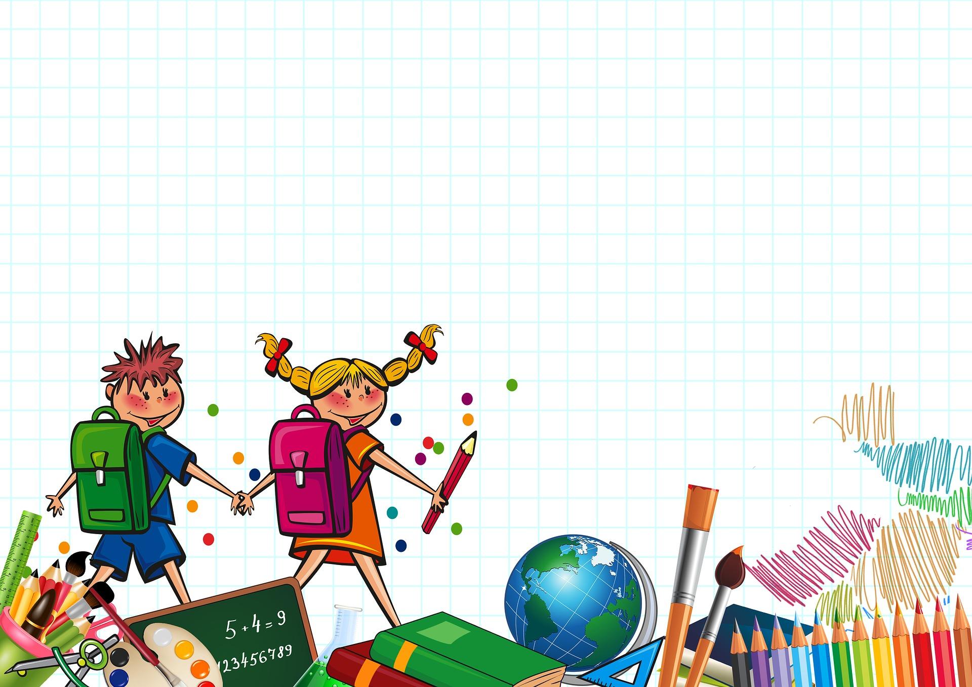 school 3518726 1920 - Return to School
